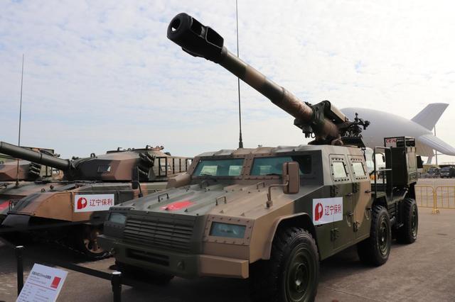 车载式66式152毫米添榴炮