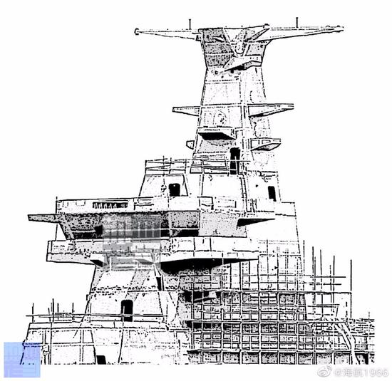 中国075两栖攻击舰宽度超32米 可同时起降6架直升机