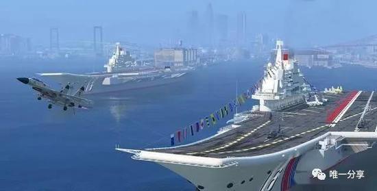 国际阅舰式上会否出现双航母编队?