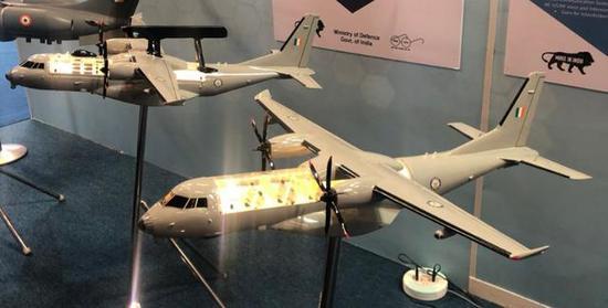 印度空军欲引进空客C295运输机 或被本国企业搅黄