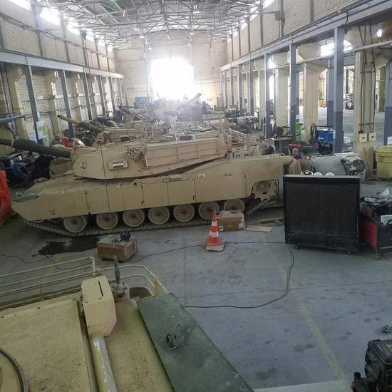 伊拉克接装T90并封存M1A1 或因前者综合表现更为适合