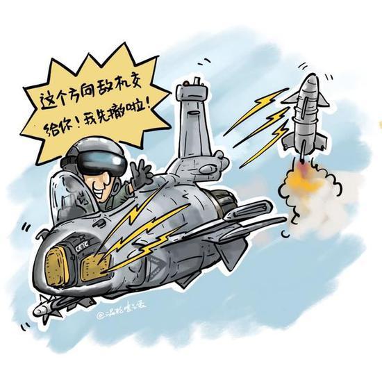 枭龙也能够装三面阵雷达