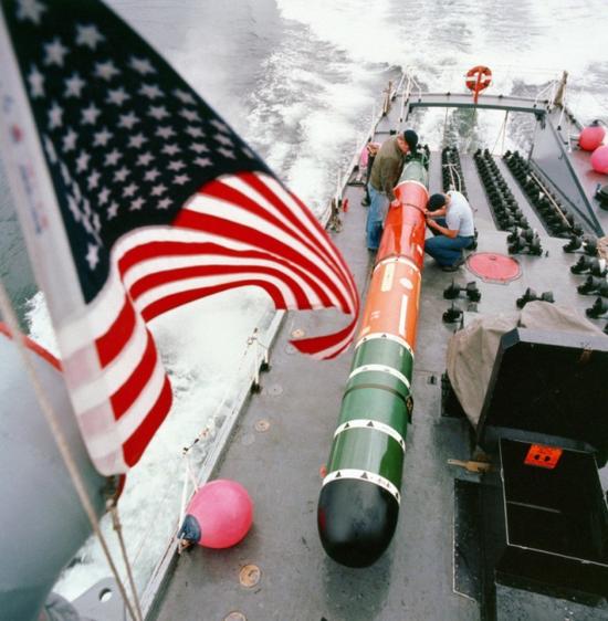 台湾将获美重型鱼雷 若开战都没机会对解放军使用