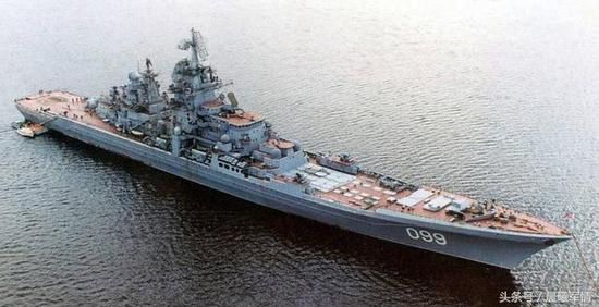 前黑海舰队司令坦诚俄海军难以有效应对美国航母