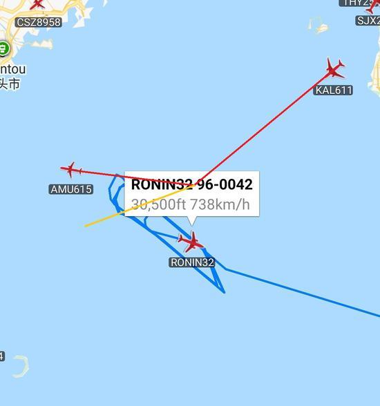 美军机抵近中国沿海 给民航飞机带来了多大风险插图(3)