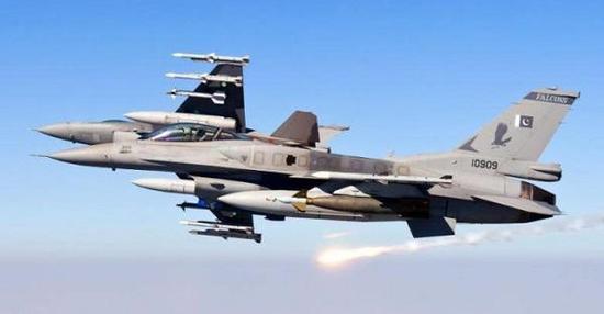 美巴有关急转直下,巴空军F-16前途不明