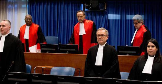 法庭宣判。(图:路透)