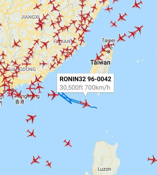 美军机抵近中国沿海 给民航飞机带来了多大风险插图(2)