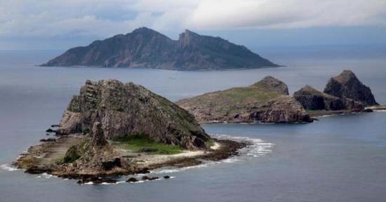 中国巡航钓鱼岛常态化 日本防相:必要时将派自卫队