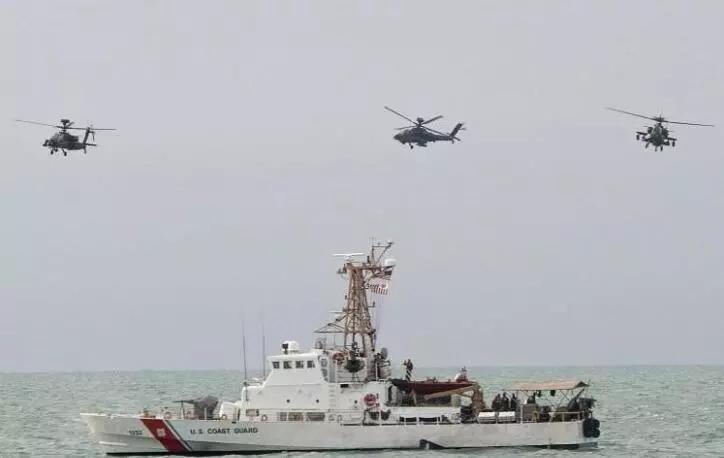 "365bet下载-负责本土安全的美国海岸警卫队 要到南海来""执法"""