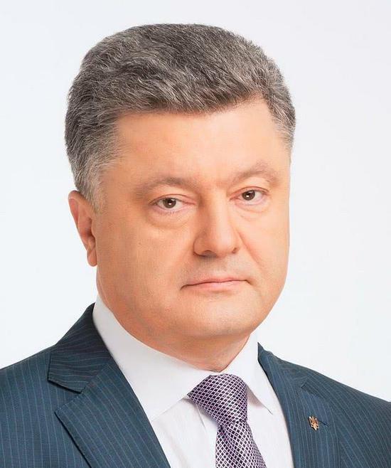 乌克兰总统波罗申科宣布乌克兰进入主要状态