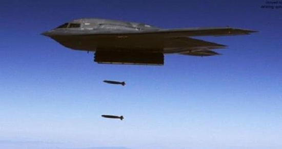 GPS挑高了制导武器抨击精度
