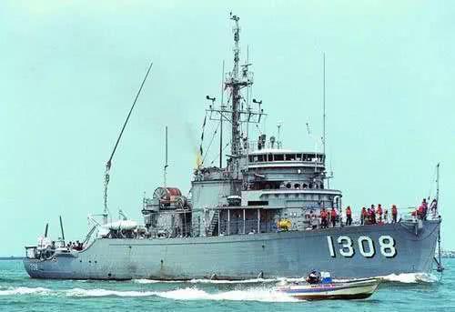 ▲反水雷舰艇技术要求不低,造价不低,管控不低,对于台湾也是老大难