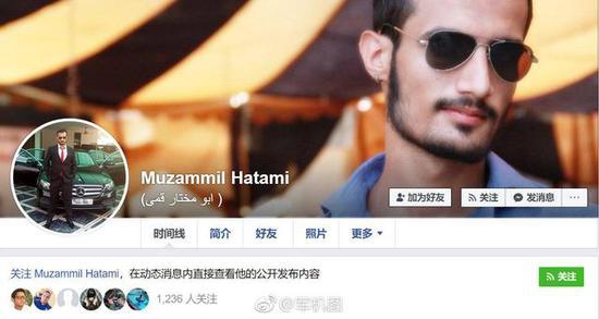 Muzammil Hatami是个记者