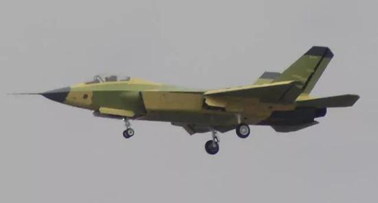 此前中国推荐的F-31没获得巴铁回应