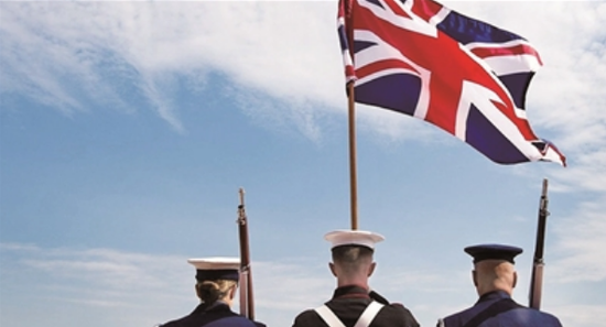 已沦为北约笑柄的英国海军 到底有啥底气闯南海