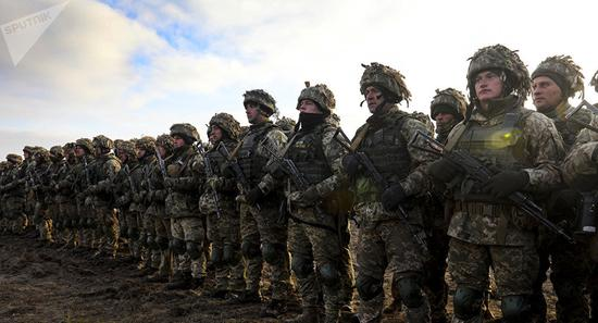 乌克兰军队 图俄罗斯卫星通讯社
