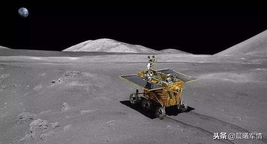 中国的嫦娥四号将始次在月球背面着陆