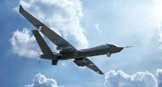 翼龙2配备国产涡桨9发动机