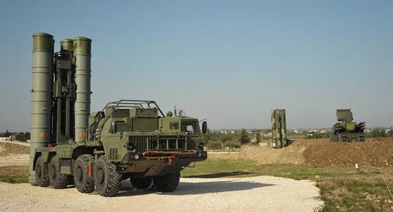 土耳其将S400部署首都 土总统:若遭袭击将用其还击