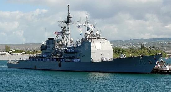 """伊利湖号""(USS Lake Erie CG 70)"