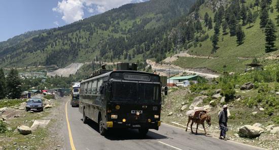 俄媒:印度正效仿美遏制中国方式 想要以此遏制中国