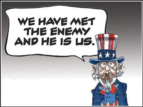 """英《金融时报》副主编:美国已沦为""""流氓超级大国"""""""