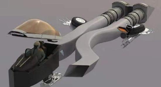 F22的进排气编制
