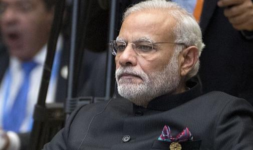 莫迪演讲称印度会建立一支强劲的军队 中方回应
