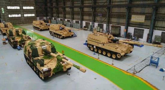 印度斥巨资从韩国引进一杀手锏 或同时瞄准中巴开战