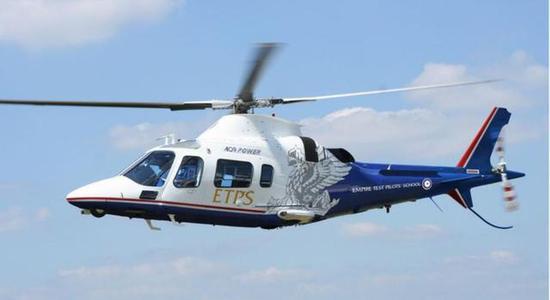 A-109直升机