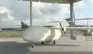 图7 行使3D打印技术生产的无人机
