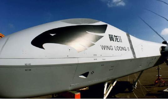 (继沙特之后,巴基斯坦也表示将引进国产翼龙-2型无人机)