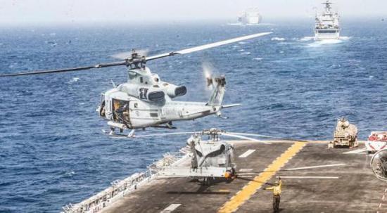 果然没击落伊朗无人机?美军:实施干扰致其