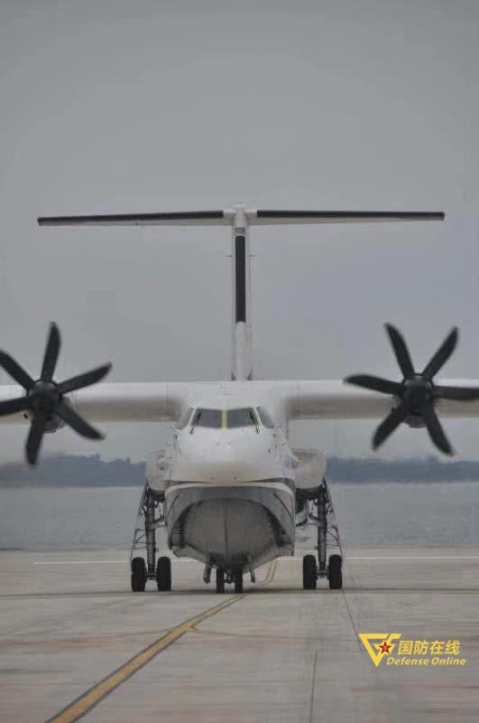 c919大型客机首飞_我AG600首飞采用国产航发 一系统满足海上起降条件|AG600|发动机|涡 ...