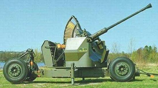 到今天,瑞典博福斯仍然在生产武器