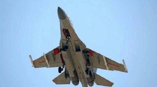 歼-16配备国产新一代空空导弹,作战能力得到有力挑高