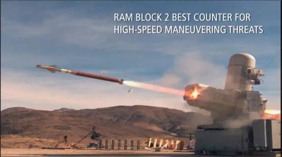 美军新型海拉姆的反导拦截能力很强