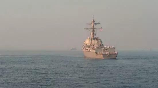 美海军想提衅俄罗斯遭打脸