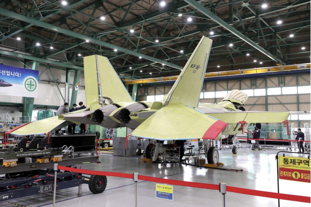 军事压力大且外购太贵? 韩国为何要自造下一代战机