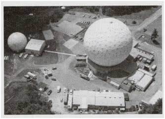 美国Hystack目标探测雷达。其分辨能力居世界之冠(2012年前)