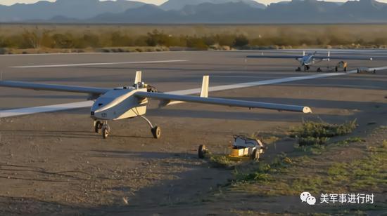 美无人机自主项目获重大进展 或改变未来战争模式