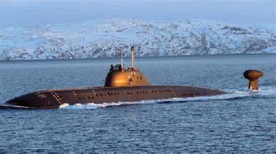 这个指标相当于后期型V-Ⅲ级攻击核潜艇