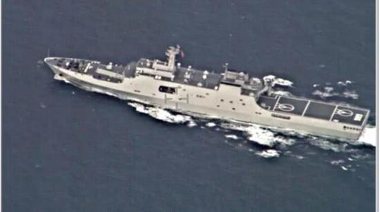 印度外长回应7艘中国军舰现身印度洋:未侵犯印领海