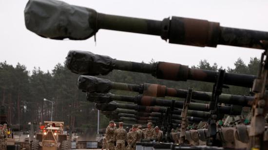 俄向北约提议在疫情期间双方暂停军演 结果被秒拒