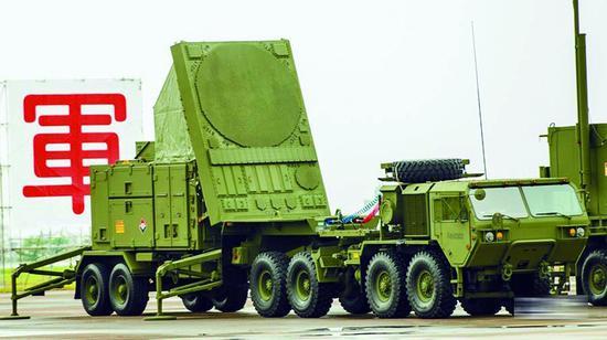 台军宣称用导弹追瞄锁定大陆军机 台媒:根本没必要插图