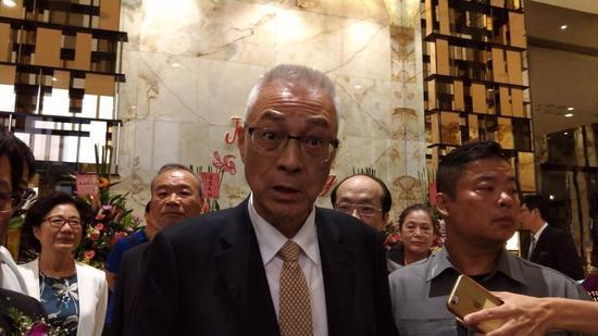 蔡英文气急败坏重批国民党反遭呛:台湾被你拔到没毛