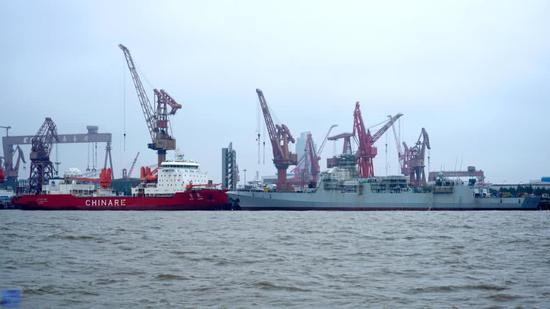 中国战舰型号揭秘:057舰50年前就造过 022艇最独特