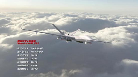 巴铁购华48架翼龙2无人机 系中国无人机最大外贸订单