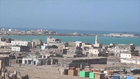 图片:摩卡港现在处于海湾联军限制之下